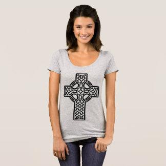 Camiseta Cruz celta