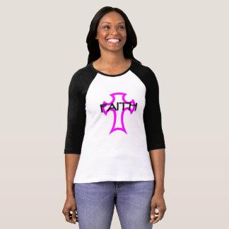 Camiseta Cruz da fé