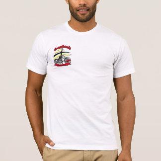 Camiseta Cruz das estradas transversaas