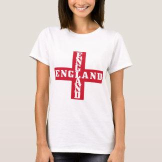 Camiseta Cruz de Inglaterra St George do futebol