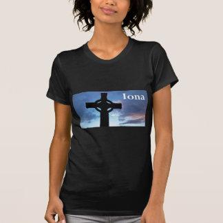 Camiseta Cruz de Iona St John