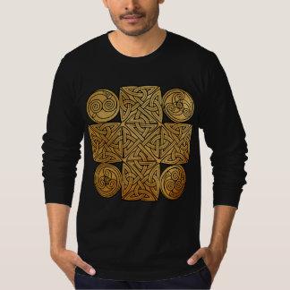 Camiseta Cruz de Knotwork do céltico