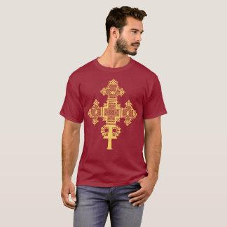 Camiseta Cruz etíope