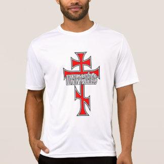 Camiseta Cruz Ortodoxa Oriental