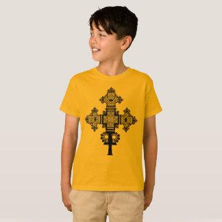 Camiseta Cruz ortodoxo etíope