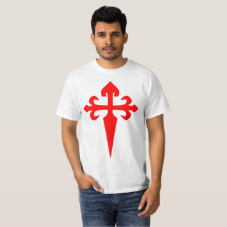Camiseta Cruz vermelha de St James