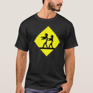 Camiseta Cruzamento do zombi