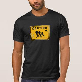 Camiseta Cruzamento estrangeiro