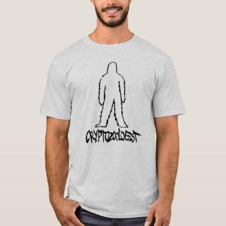 Camiseta Cryptozoologist (Bigfoot)