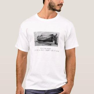 Camiseta CSS Hunley