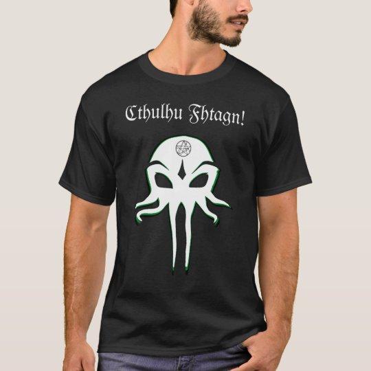 Camiseta Cthulhu Fhtagn!