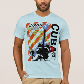 Camiseta CUBA Socialismo o Muerte