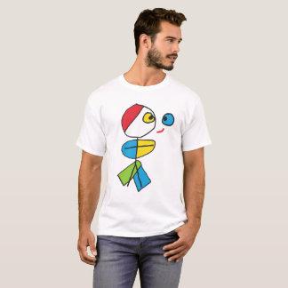 Camiseta Cubist Stickman