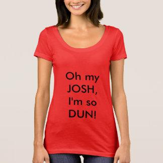 Camiseta CUBRA, vinte um pilotos, Josh, Dun