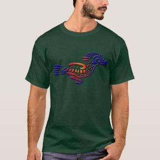 Camiseta Cuco terrestre australiano antigo do design de