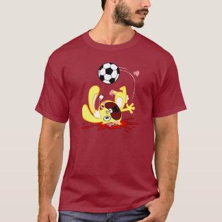 Camiseta Cuddles_Kickin ele