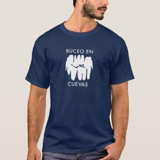 Camiseta Cuevas do en de Buceo!  Mergulho da caverna no
