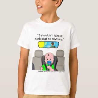 Camiseta Cuidado do bebê