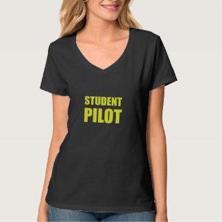 Camiseta Cuidado do piloto de estudante