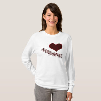Camiseta Cuidados do amor