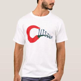 Camiseta Culinária