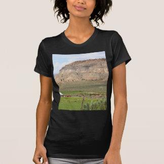Camiseta Cultivando o país e as colinas, Utá do sul