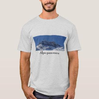 Camiseta Cume-panorama - t-shirt