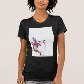 Camiseta Cumprimentos 1 das estações por Tony Fernandes