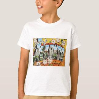 Camiseta Cumprimentos de Atlanta Geórgia