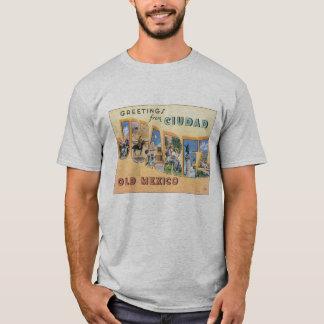 Camiseta Cumprimentos de Ciudad Juarez