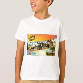 Camiseta Cumprimentos de Delaware