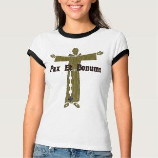 Camiseta Cumprimentos de Fransciscan