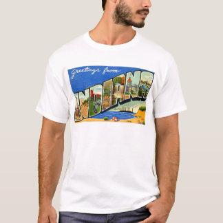 Camiseta Cumprimentos de Indiana