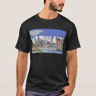Camiseta Cumprimentos de Maryland