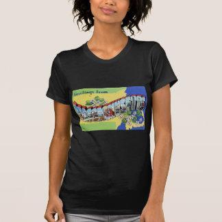 Camiseta Cumprimentos de Massachusetts