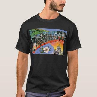 Camiseta Cumprimentos de Mississippi
