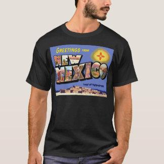 Camiseta Cumprimentos de New mexico