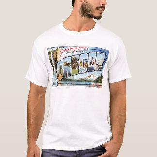 Camiseta Cumprimentos de Oregon