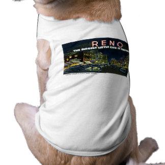 Camiseta Cumprimentos de Reno, Nevada!