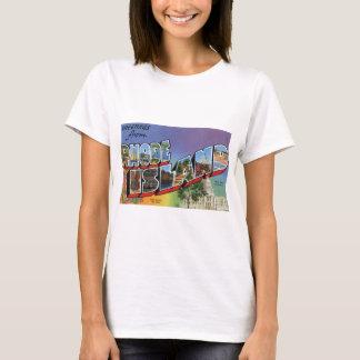 Camiseta Cumprimentos de Rhode - ilha