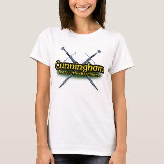 Camiseta Cunningham o clã escocês da experiência