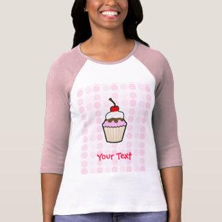 Camiseta Cupcake bonito
