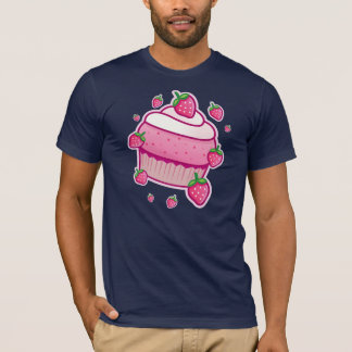 Camiseta cupcake da baga