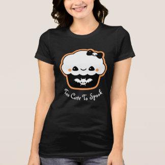 Camiseta Cupcake do Dia das Bruxas