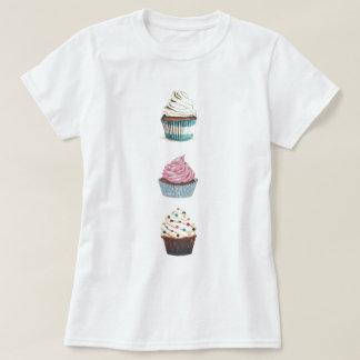 Camiseta Cupcakes