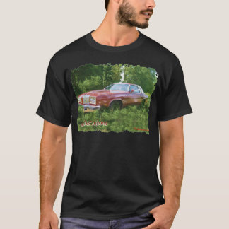 Camiseta Cupé 1976 supremo do cutelo de Oldsmobile