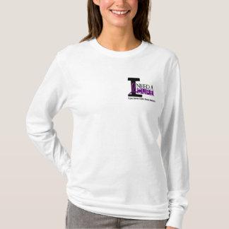 Camiseta cura