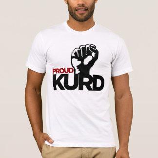 Camiseta Curdo orgulhoso