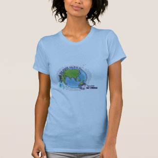Camiseta Cure o mundo