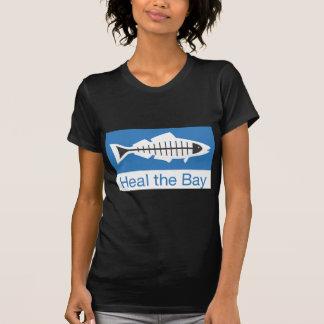 Camiseta Cure os ganhos da baía